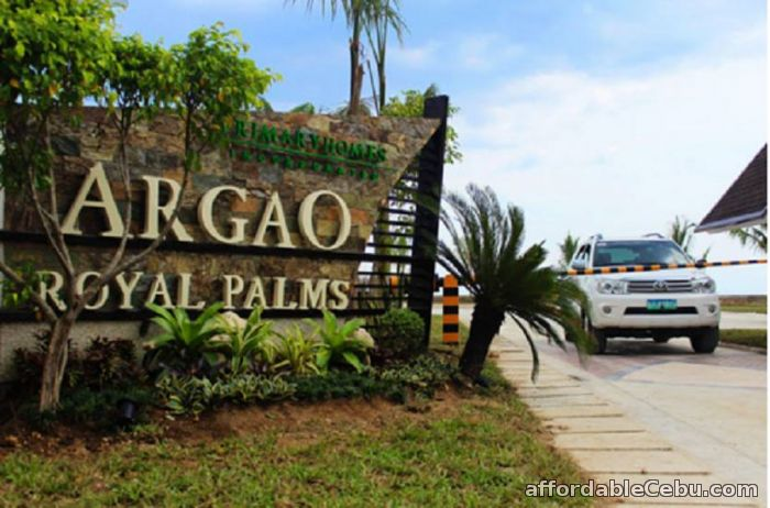 1st picture of Argao Royal Palms-Lombardy For Sale in Cebu, Philippines