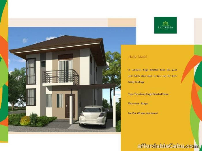4th picture of LA CRESTA HOMES.CARCAR, CEBU For Sale in Cebu, Philippines