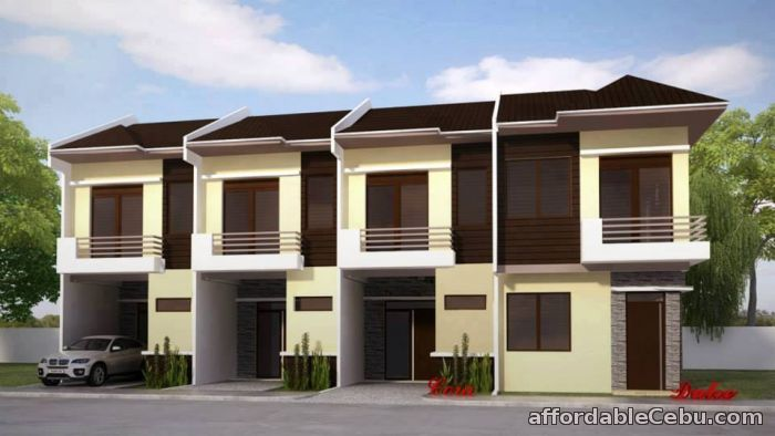 1st picture of House & Lot Antonio Ville Residences For Sale in Cebu, Philippines