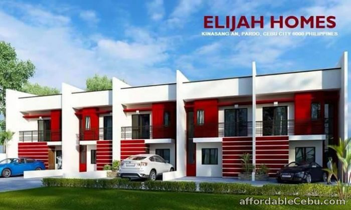1st picture of For Sale House & Lot Elijah Homes Pardo Cebu City For Sale in Cebu, Philippines
