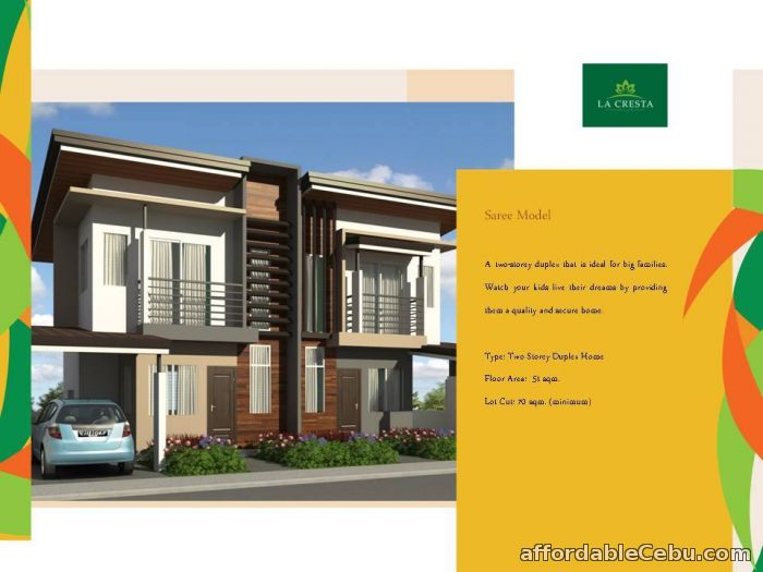 3rd picture of LA CRESTA HOMES.CARCAR, CEBU For Sale in Cebu, Philippines
