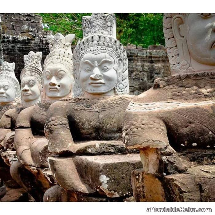 1st picture of Adventurous 6D5N Vietnam Tour with Cambodia Tour Package Offer in Cebu, Philippines