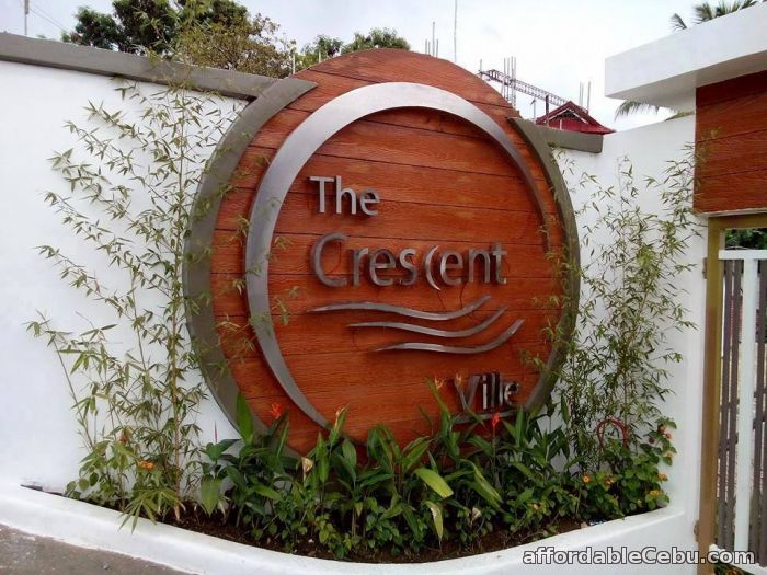 1st picture of house for sale at The CRESCENT VILLE SUBDIVISION– Cadulawan, Minglanilla, Cebu For Sale in Cebu, Philippines