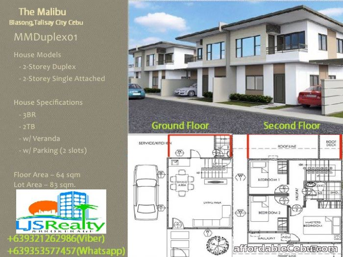 3rd picture of house for sale in Biasong Talisay City For Sale in Cebu, Philippines