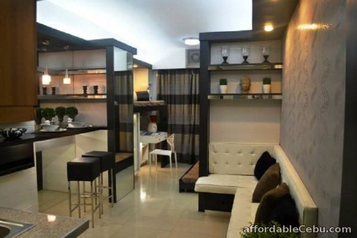 3rd picture of Studio unit for sale at cebu city near at SM CITY CEBU/Robinsons Galleria For Sale in Cebu, Philippines