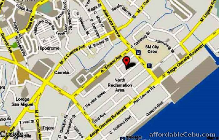 5th picture of Studio unit for sale at cebu city near at SM CITY CEBU/Robinsons Galleria For Sale in Cebu, Philippines
