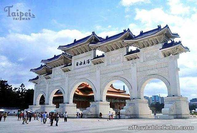 1st picture of 3D2N Taipei Taiwan Stopover Package Offer in Cebu, Philippines