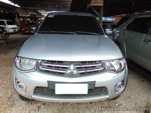 1st picture of For Sale: Mitsubishi Strada GLX V.2 For Sale in Cebu, Philippines
