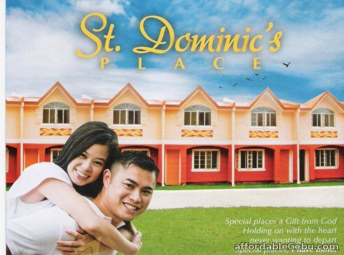 1st picture of House & Lot For Sale in Cebu ST. Dominick's Place For Sale in Cebu, Philippines