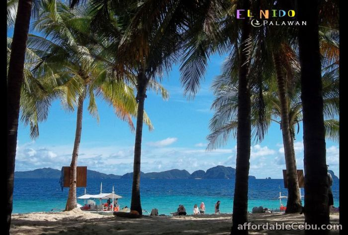1st picture of Towering marble cliffs, white sand beaches, crystal clear water - El Nido tour package Offer in Cebu, Philippines