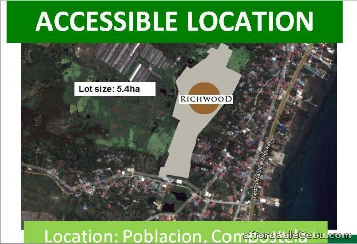 5th picture of House & Lot For Sale in Cebu Richwood Homes For Sale in Cebu, Philippines