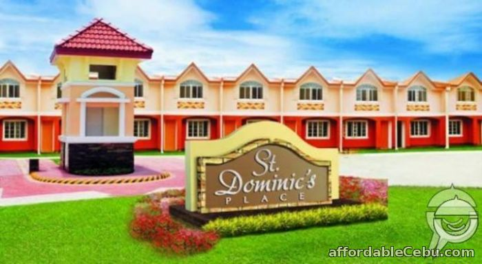 2nd picture of House & Lot For Sale in Cebu ST. Dominick's Place For Sale in Cebu, Philippines