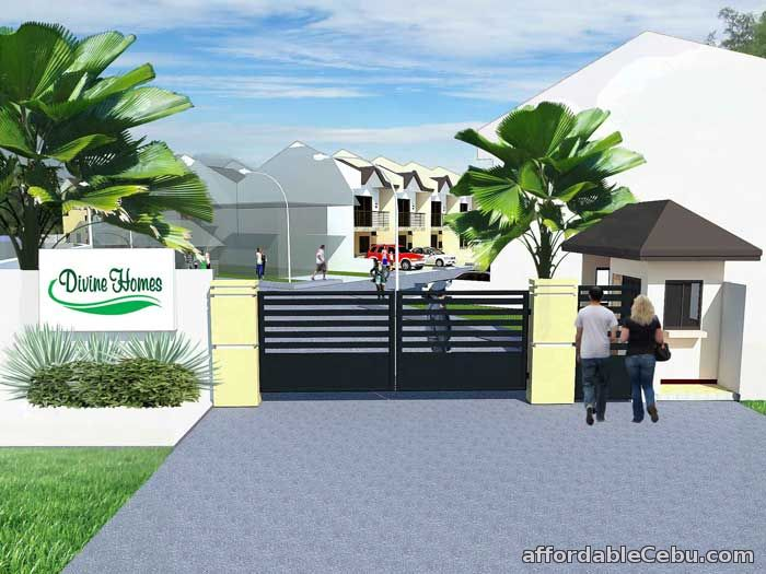 3rd picture of house for sale at Divine Homes Laguerta Lahug Cebu City For Sale in Cebu, Philippines