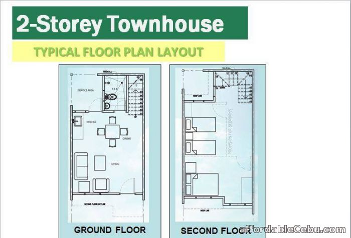 3rd picture of House & Lot For Sale in Cebu Richwood Homes For Sale in Cebu, Philippines