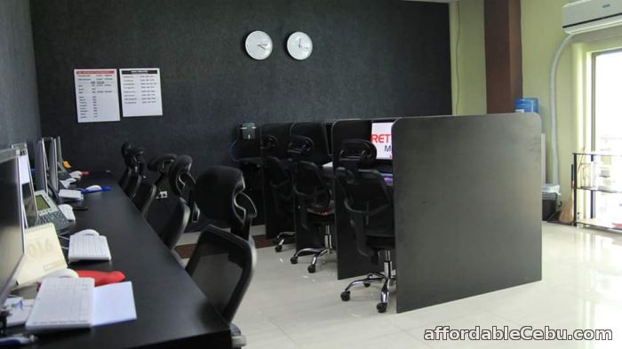 3rd picture of Cebu serviced office/ call center seats For Rent in Cebu, Philippines