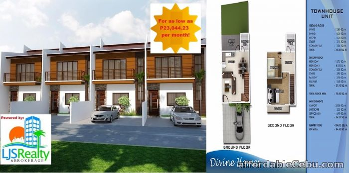 1st picture of house for sale at Divine Homes Laguerta Lahug Cebu City For Sale in Cebu, Philippines