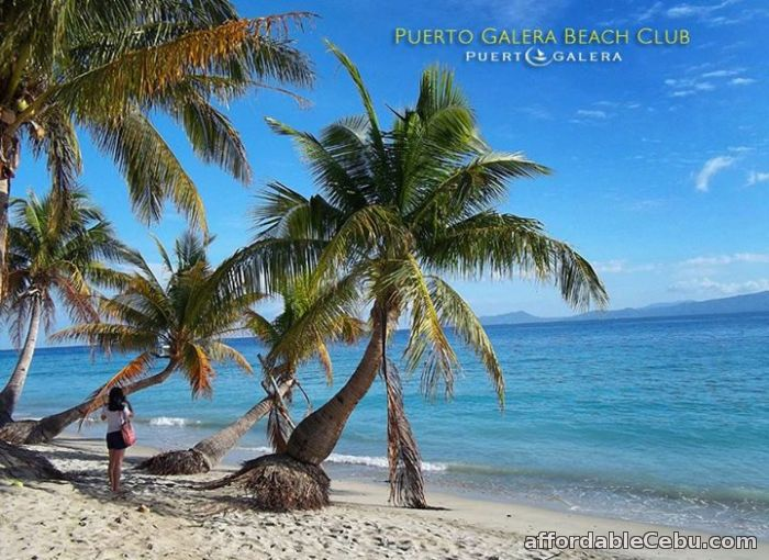 1st picture of 4D3N Gorgeous Puerto Galera Package Offer in Cebu, Philippines