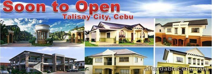 1st picture of house for sale at BAYSWATER Biasong, Talisay City, Cebu For Sale in Cebu, Philippines