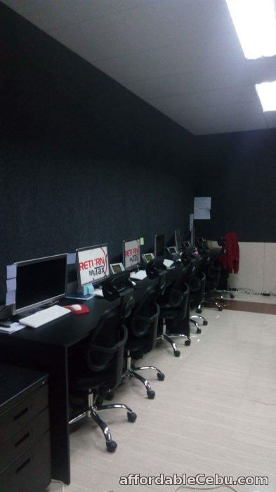 2nd picture of Cebu serviced office/ call center seats For Rent in Cebu, Philippines
