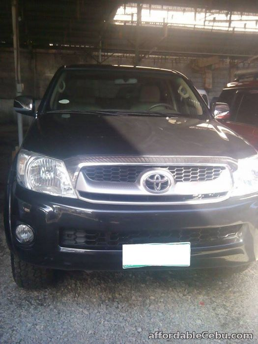 1st picture of Toyota Hilux 2.5L 4x2, negotiable For Sale in Cebu, Philippines