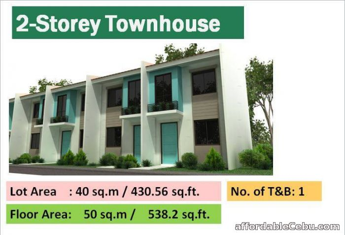2nd picture of House & Lot For Sale in Cebu Richwood Homes For Sale in Cebu, Philippines