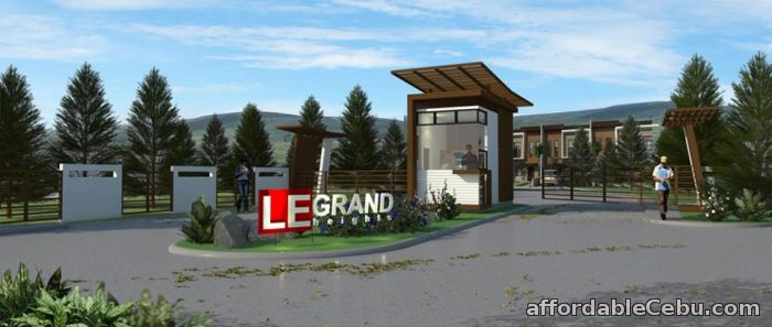 1st picture of lot for sale at LEGRAND HEIGHTS Tawason,Mandaue City,Cebu For Sale in Cebu, Philippines