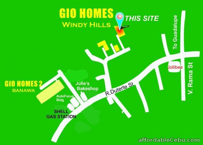 3rd picture of House for sale at Gio Homes Banawa Windy Hills For Sale in Cebu, Philippines