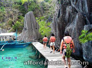 1st picture of Coron tour package, of lagoons, corals and wrecks Offer in Cebu, Philippines
