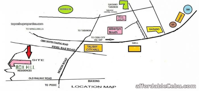 5th picture of House for sale at Box Hill Residences, Talisay City Cebu near at SRP For Sale in Cebu, Philippines