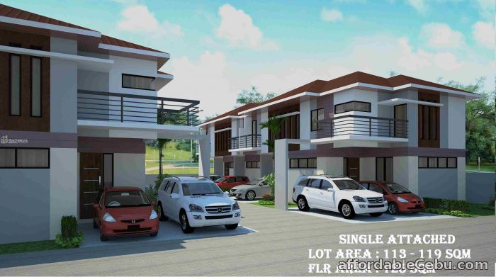 1st picture of 2-Storey Single Attached For Sale in Cebu, Philippines
