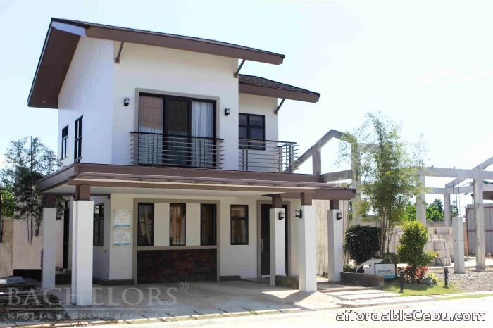 1st picture of Mahogany Model (2-Storey Single Detached House) For Sale in Cebu, Philippines