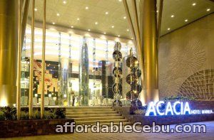 1st picture of Hotel promo in Manila, overnight in Acacia Hotel Offer in Cebu, Philippines