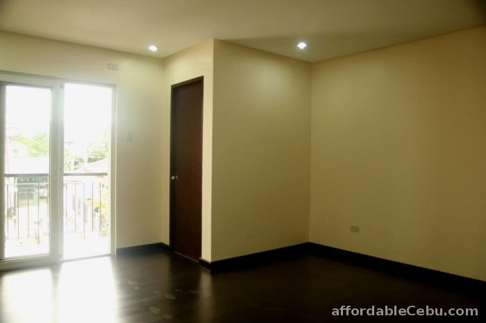 4th picture of MODERN AND AFFORDABLE TOWNHOUSE FOR SALE (RFO) near STARBUCKS-OAKRIDGE CEBU CITY For Sale in Cebu, Philippines