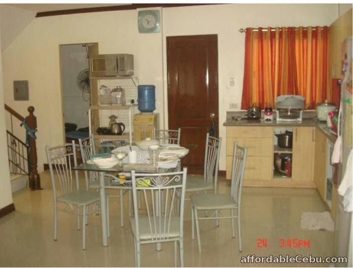 1st picture of URGENT SALE- FURNISHED TOWNHOUSE UNIT near Dong Juan, GUADALUPE For Sale in Cebu, Philippines