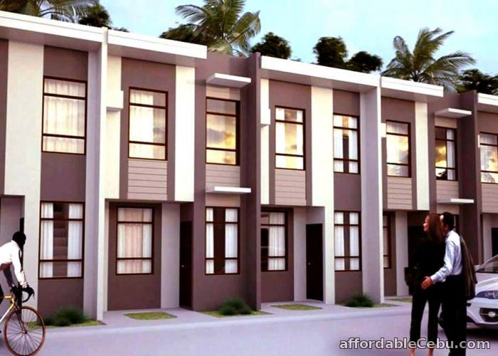 1st picture of TOWNHOUSE in Lapu-Lapu City For Sale in Cebu, Philippines