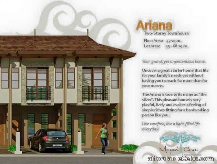 1st picture of Mazari Cove- Arianne Model For Sale in Cebu, Philippines