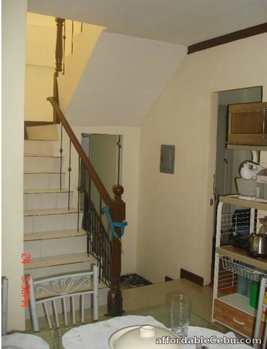 4th picture of URGENT SALE- FURNISHED TOWNHOUSE UNIT near Dong Juan, GUADALUPE For Sale in Cebu, Philippines