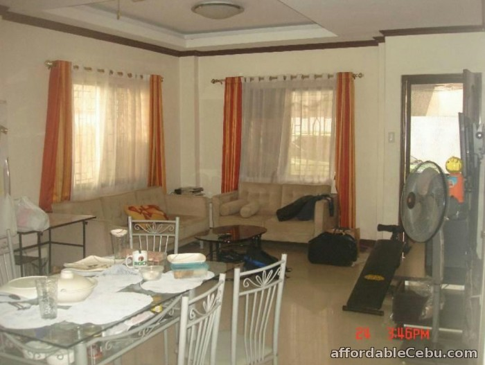 2nd picture of URGENT SALE- FURNISHED TOWNHOUSE UNIT near Dong Juan, GUADALUPE For Sale in Cebu, Philippines