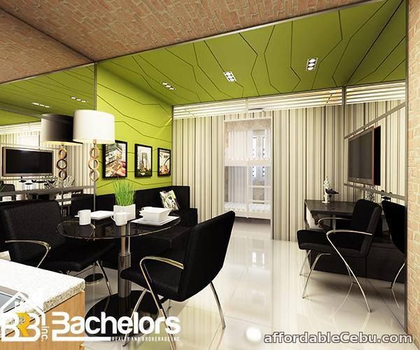 5th picture of Parthenon Residences near SM Cebu 1 Bedroom Unit For Sale in Cebu, Philippines