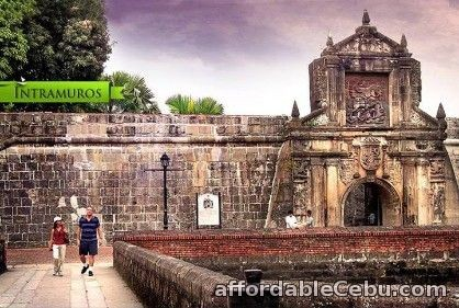 1st picture of Interesting Intramuros tour Offer in Cebu, Philippines