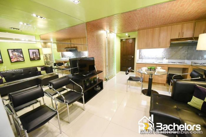 3rd picture of Parthenon Residences near SM Cebu 1 Bedroom Unit For Sale in Cebu, Philippines