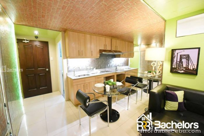4th picture of Parthenon Residences near SM Cebu 1 Bedroom Unit For Sale in Cebu, Philippines