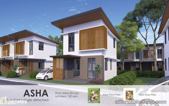 1st picture of AMOA 2-Storey Single Detached House in Compostela, Cebu For Sale in Cebu, Philippines