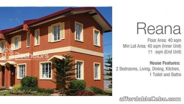 1st picture of Camella Talamban Cebu City Riverview Reana Model For Sale in Cebu, Philippines