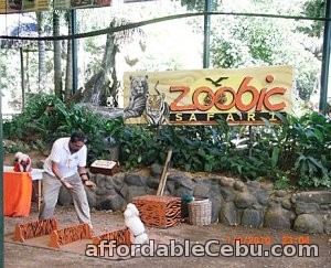 1st picture of Subic tour package, invites you to Zoobic Safari and Ocean Adventure Offer in Cebu, Philippines