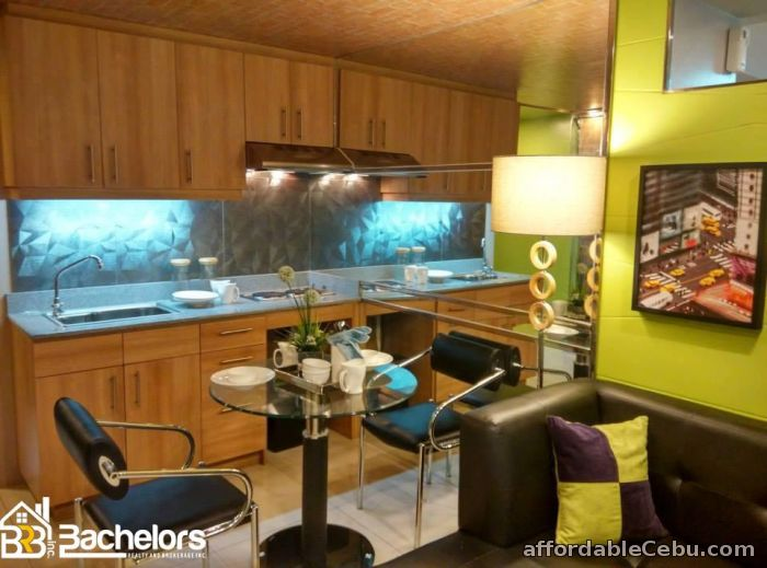 3rd picture of Parthenon Residences SOHO Unit For Sale in Cebu, Philippines