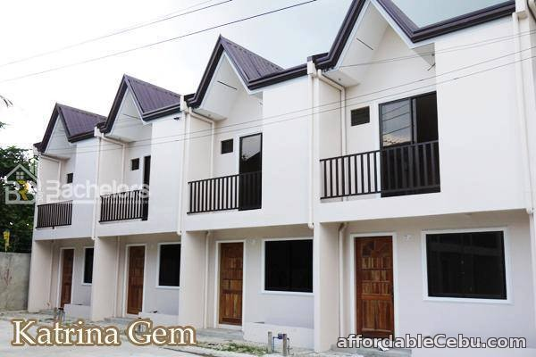 1st picture of BF FORTUNEVILLE Townhouse in Maribago LapuLapu Cebu For Sale in Cebu, Philippines