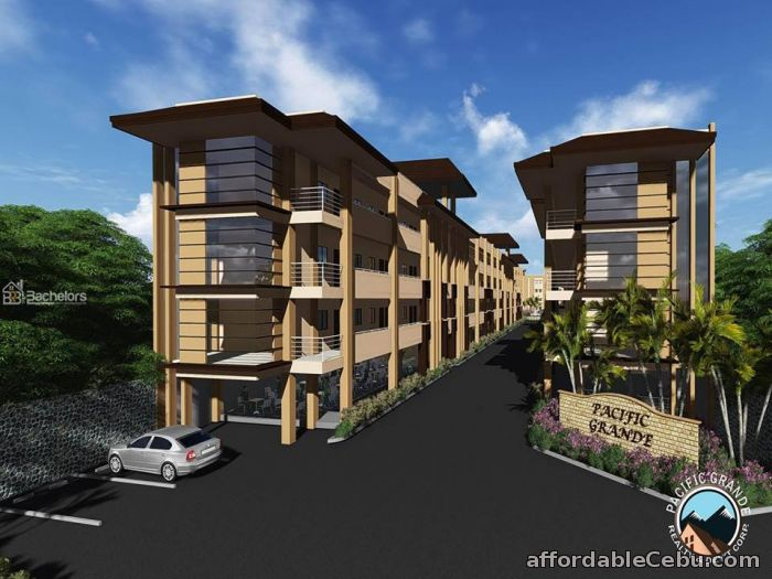 1st picture of Lapulapu Basak CONDO PACIFIC GRANDE Cebu 24sqm For Sale in Cebu, Philippines
