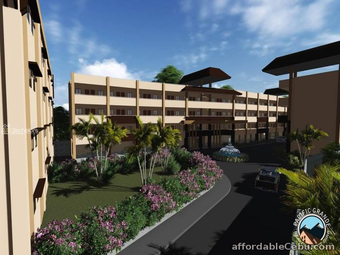 2nd picture of Lapulapu Basak CONDO PACIFIC GRANDE Cebu 24sqm For Sale in Cebu, Philippines
