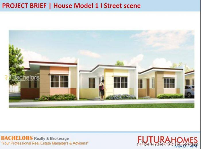 4th picture of Mactan Subabasbas Futura Homes Beatrice Model For Sale in Cebu, Philippines